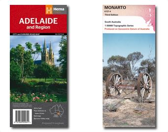 Adelaide Maps