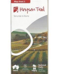 Heysen Trail Map 3