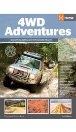 4WD Adventures - Hema Maps