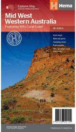 Mid West Western Australia - Hema