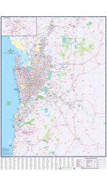 Adelaide Suburban Laminated - UBD 562
