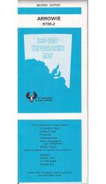 Arrowie SA Topographic Map - 67362
