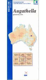 Augathella Topographic Map - SG55-06
