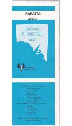 Baratta SA Topographic Map - 67343
