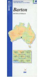 Barton Topographic Map - SH53-09