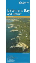 Batemans Bay and District Visitors Map