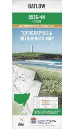Batlow Topographic Map - 8526-4N