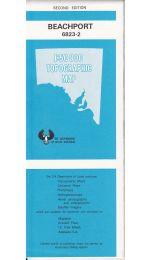 Beachport SA Topographic Map - 68232