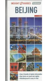 Beijing Insight Flexi Map (Plastic Coated)