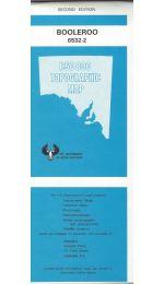 Booleroo Topographic Map - 65322