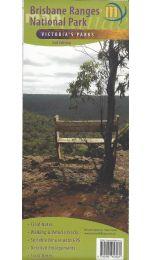 Brisbane Ranges National Park Map