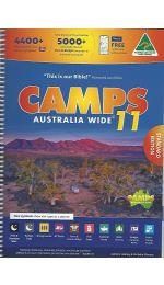 Camps Australia Wide Edition 11 - Spiral Bound