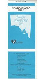 Cannawigara 50k Topographic Map - 70254