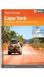 Cape York Atlas & Guide - Hema