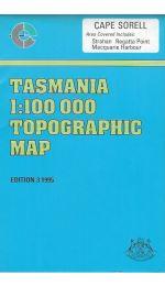 Cape Sorell TAS Topographic Map - 7913