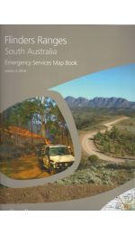 Flinders Ranges - CFS/Emergency Services Topographic Map Book