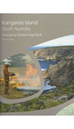 Kangaroo Island - CFS/ Emergency Services Topographic Map Book