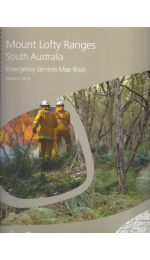Mount Lofty Ranges - CFS/Emergency  Map Book