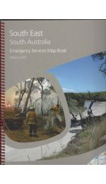 South East - CFS/Emergency Services Topographic Map Book