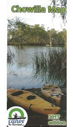 Chowilla Canoe Map