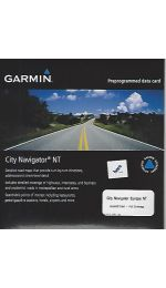 City Navigator Europe SD/Micro Card - Garmin