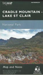 Cradle Mt - Lake St Clair National Park Map