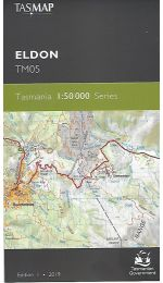 Eldon Topographic Map - TM05