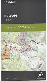 Eldon Topographic Map - TM05