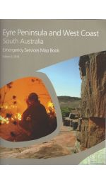 Eyre Peninsula and West Coast - CFS/ Emergency Services Map Book