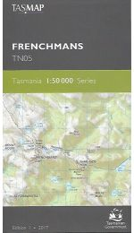 Frenchmans Topographic Map - TN05