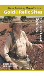 Gold & Relic Sites - Old Halls Creek Goldfield