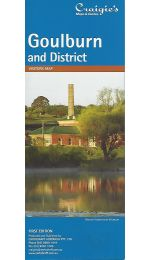 Goulburn and District Visitors Map
