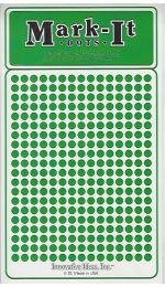 Green Dots Small