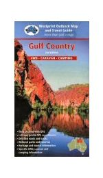 Gulf Country Map - Westprint