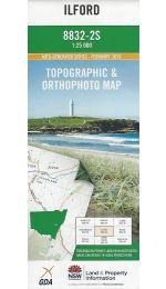 Ilford Topographic Map - 8832-2S