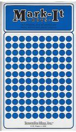 Blue Dots Midsize