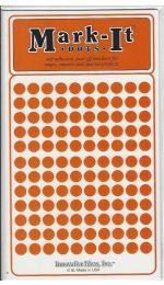 Orange Dots Midsize