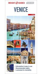 Venice Insight Flexi Map (Plastic Coated)