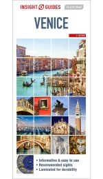 Venice Insight Flexi Map (Plastic Coated)