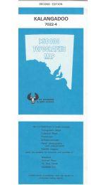 Kalangadoo Topographic Map - 7022-4