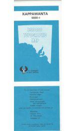 Kappawanta Topographic Map - 5930-1