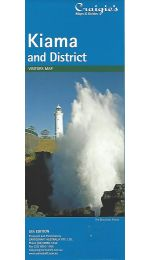 Kiama and District Visitors Map