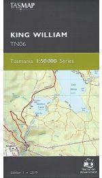 King William Topographic Map - TN06