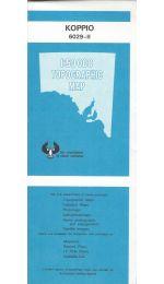 Koppio Topographic Map - 6029-2