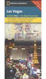 Las Vegas City Map - National Geographic