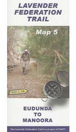 Lavender Federation Trail - Map 5