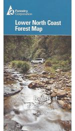 Lower North Coast Forest Map - NSW Forestry