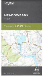 Meadowbank 50k Tasmap - TP07