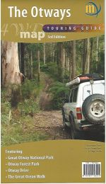 Otways 4WD Map - Meridian
