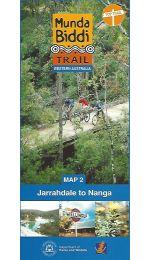 Munda Biddi Trail Map 2